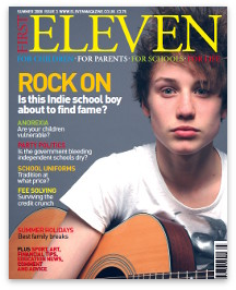 First Eleven 2008